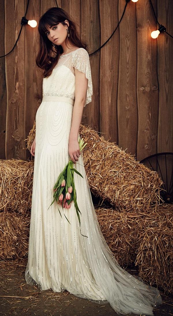 Votez pour votre robe de mari e pr f r e robes boh mes for Jenny packham robe de mariage de saule