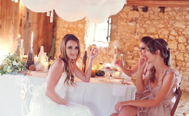 Décoration mariage : Shooting d'inspiration Rustique Chic (part 1)