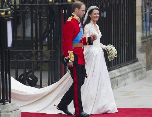 Mariage de Princesse et mariage Princier