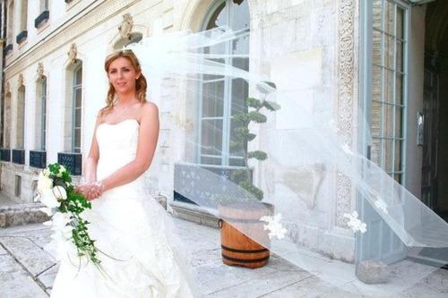 4 mariages pour une lune de miel : Audrey qui nous raconte son expérience.