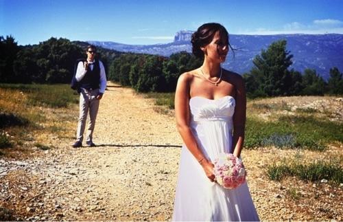 Vrai mariage : Julie & Sébastien