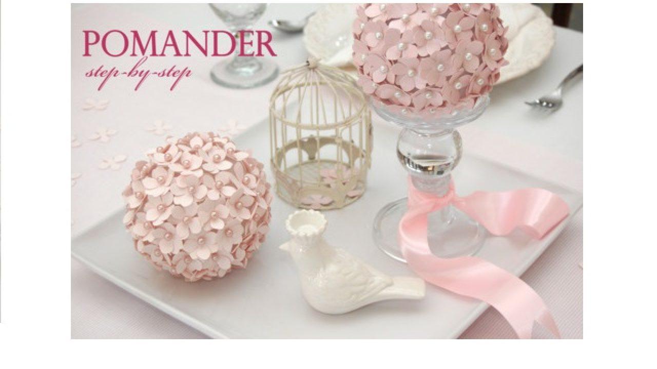 Comment Faire Des Boules En Papier diy mariage : boules de fleurs en papier - la mariée en
