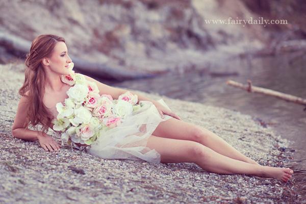 Bridal Session «A fleur de peau»…
