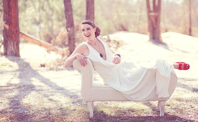Coup de Coeur Robe de mariée : Garance par Confidentiel Création