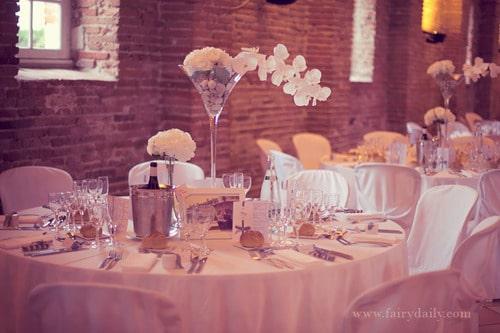 Real wedding sonia c dric la mari e en col re blog - Boutique decoration mariage paris ...