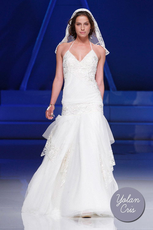 Robe de Mariée : Collection Yolan Cris 2013