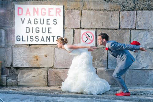 mariés délire