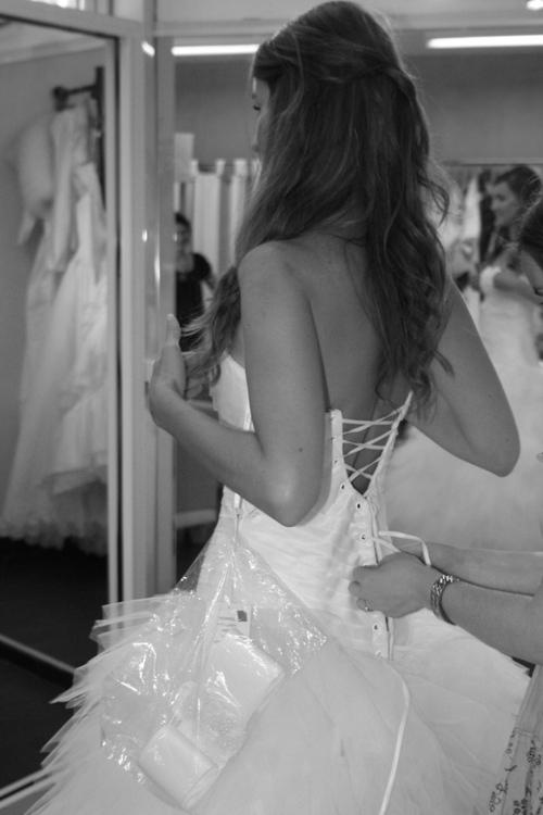 Comment organiser sa journée d'essayages de robes…