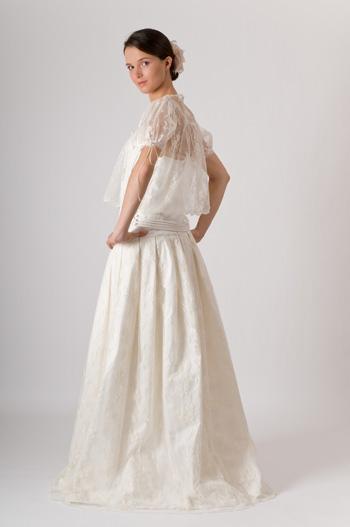 Robes de Mariée à Toulouse : Louis Dentelle Collection 2013