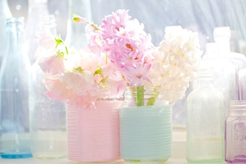 Décoration mariage : Inspiration Pastel
