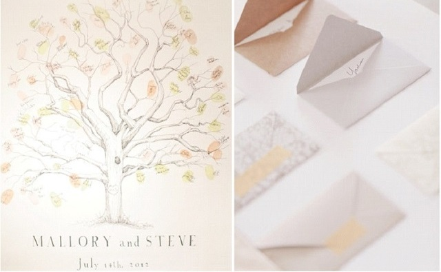 Un livre dor mariage original, idées et inspirations pour un jour ...