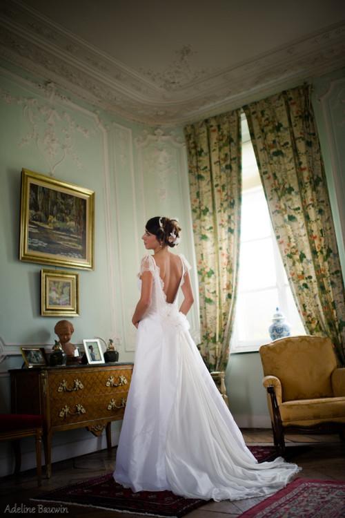 Robes de Mariée : Adeline Bauwin Collection 2013