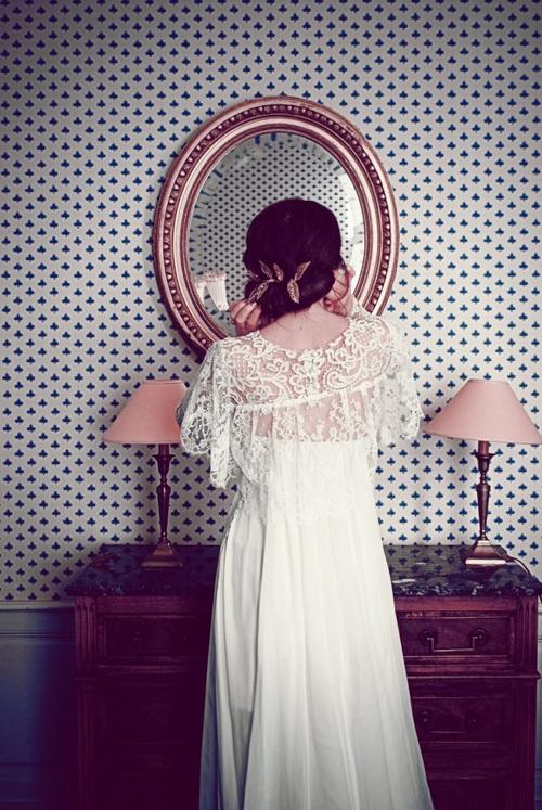 Robes de Mariée : Constance Fournier Collection 2013