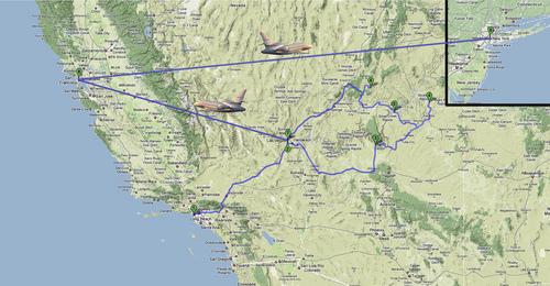 Voyage de Noce : L'Ouest des USA et New York