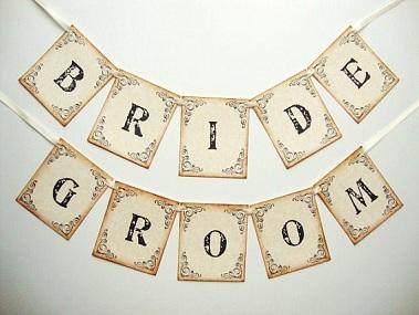 Shopping Mariage {Bride & Groom} : C'est Nous les mariés !