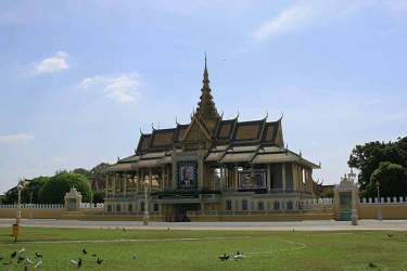Voyage de Noce : Le tour du monde en Amoureux ! Etape : Le Cambodge
