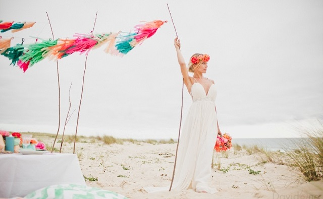 {Shooting déco mariage} Surf Inspiration (part 1/5)