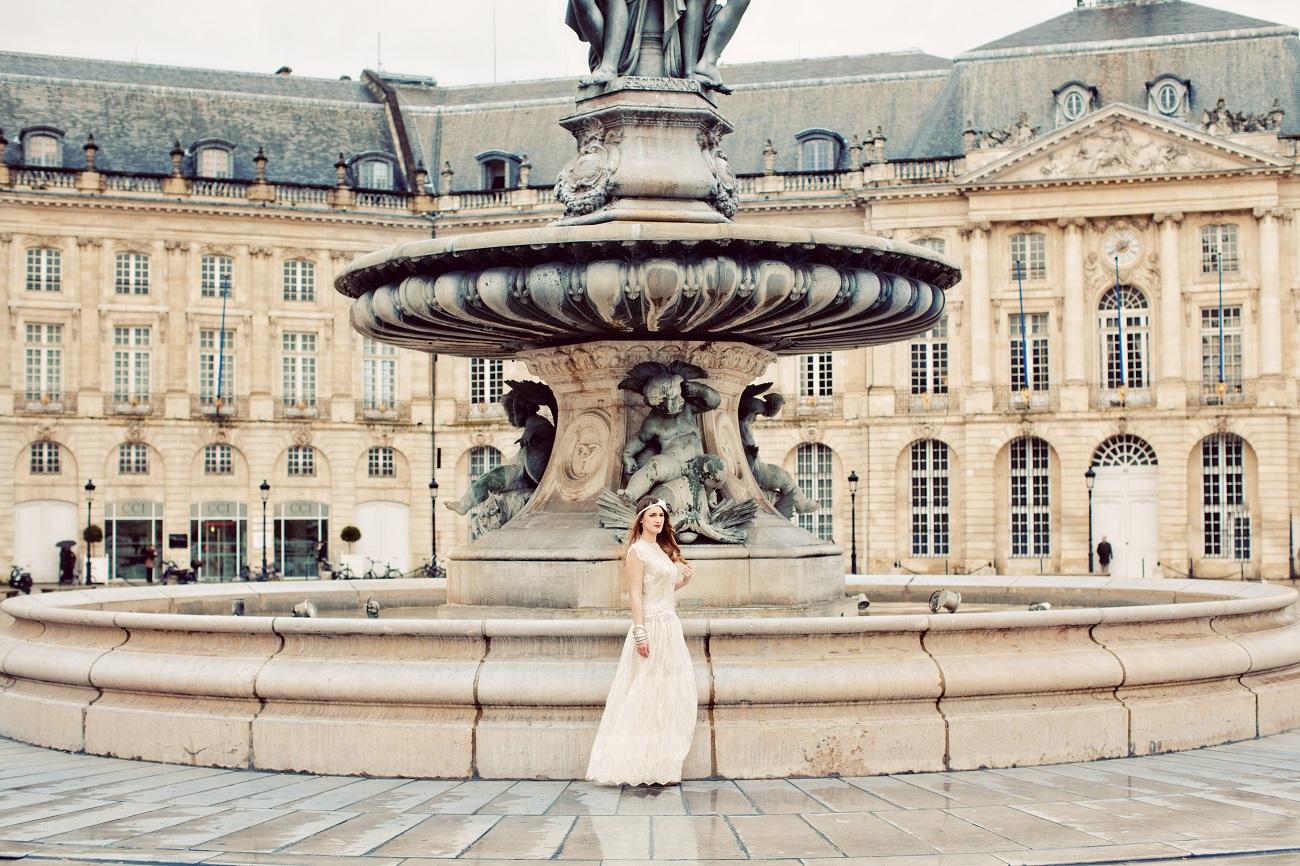 Coup de Coeur Robe de Mariée : «Angélique» de Manon Pascual