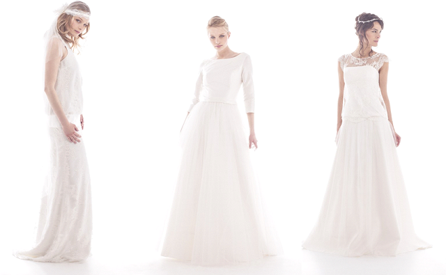 Robe de Mariée : Collection Lambert Création 2014