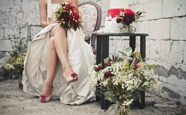 Bridal Project Part 4 : Mariée Rétro
