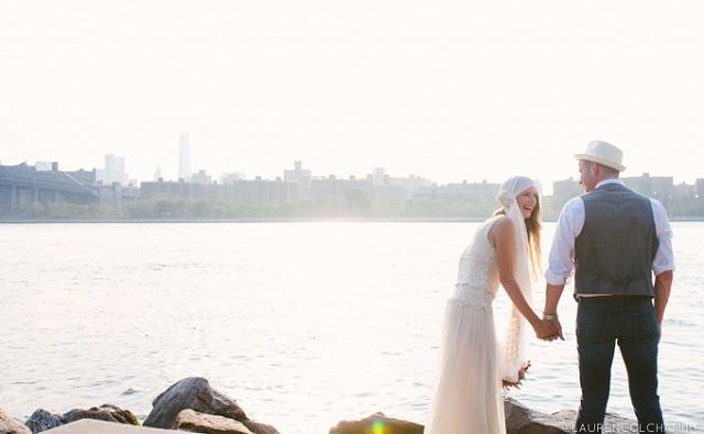 Se redire OUI à New York {Aurélie & Jean-François}