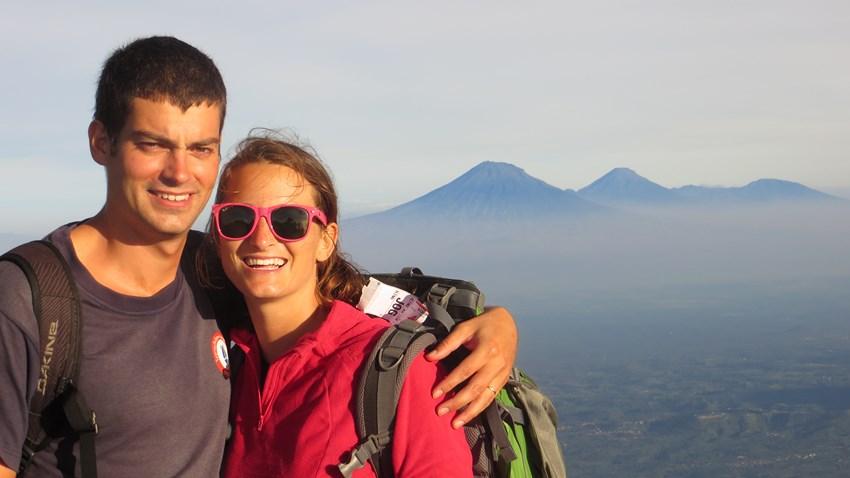 Voyage de Noce : Le tour du monde en Amoureux ! Etape : L'Indonésie