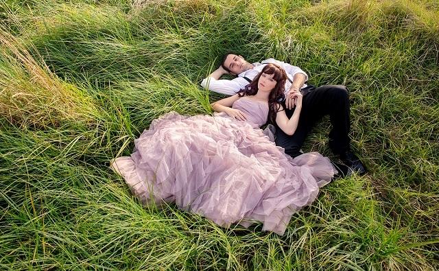 Séance engagement «Summer In Love» {Coralie & Florian}