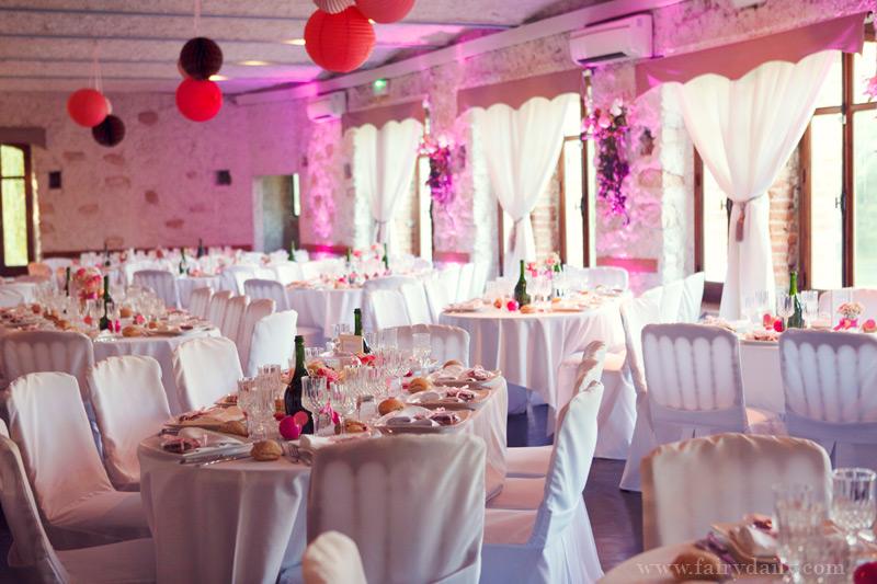 decoration mariage gourmandise pas cher