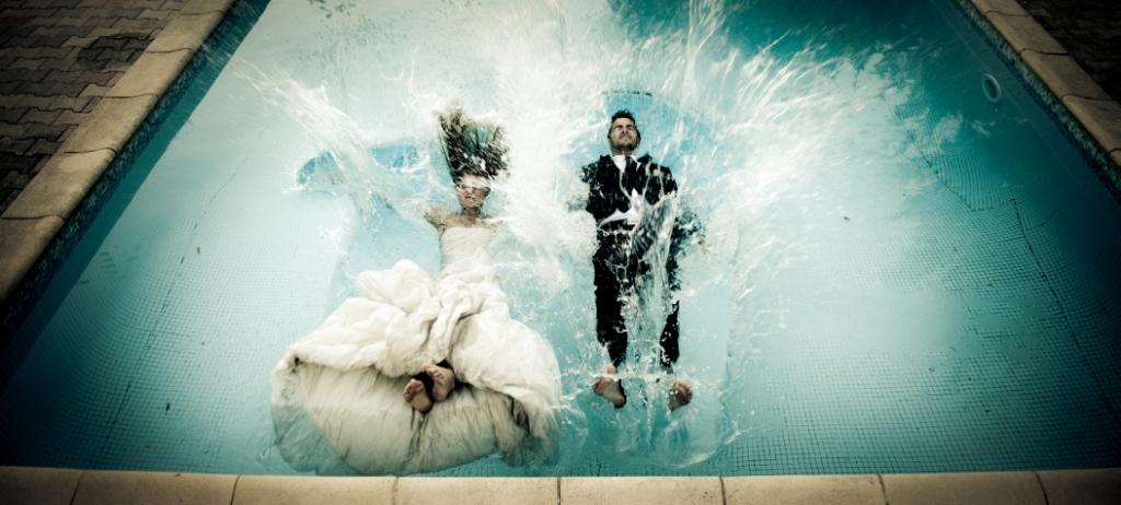 Nettoyer sa robe de mariée porte malheur