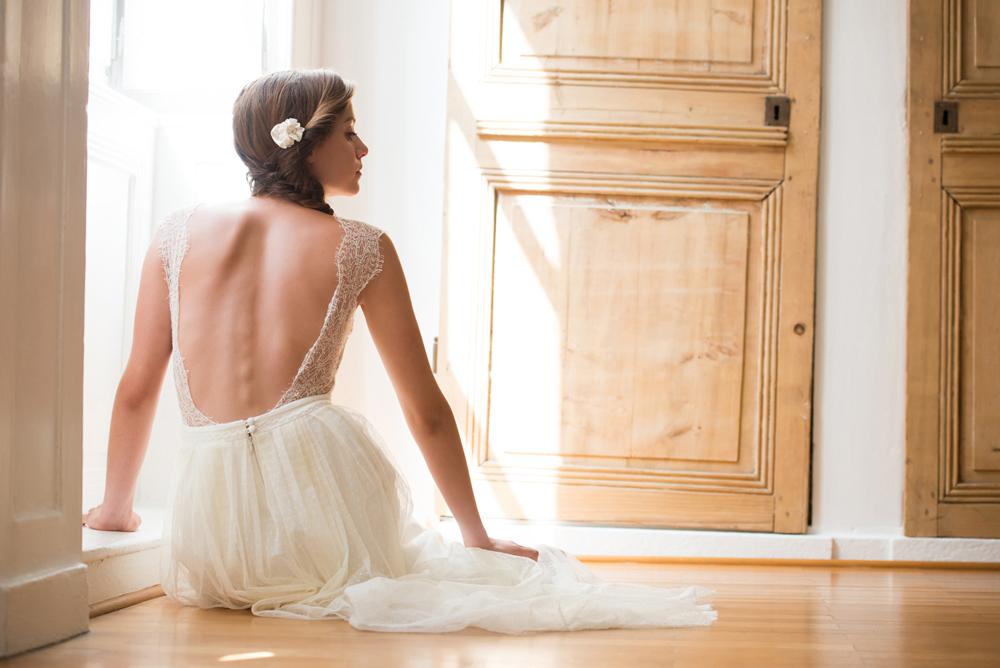 Robe de Mariée : Aurélia Hoang 2014
