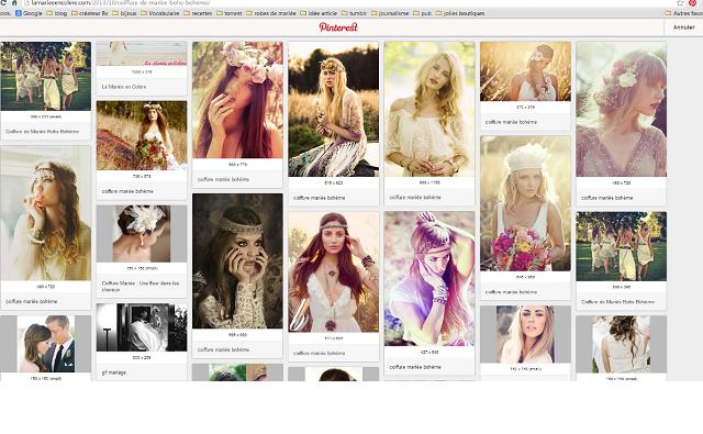 Comment utiliser Pinterest pour mon mariage ?