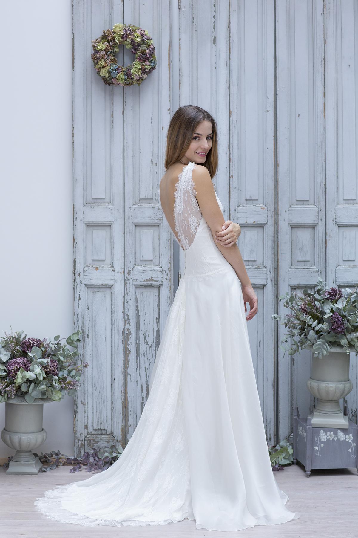 Prix d'une robe marie laporte