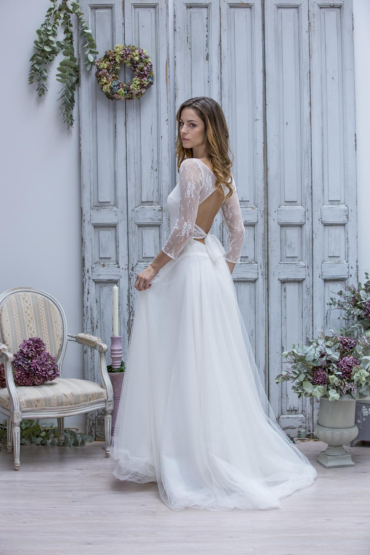 Robe de Mariée : Marie Laporte 2014
