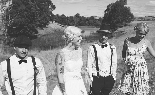 Mariage en Australie {Stephanie & Peter}
