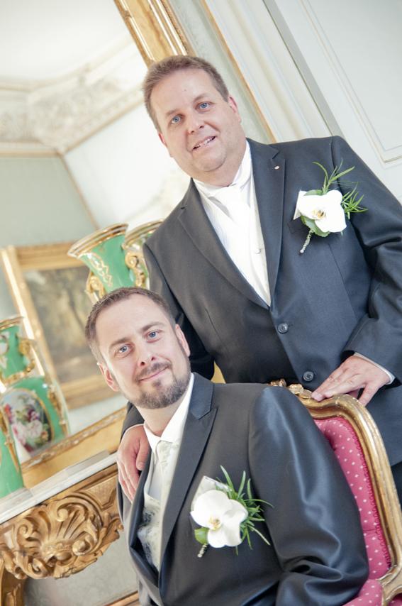 Mes felicitations pour le marriage homosexual marriage