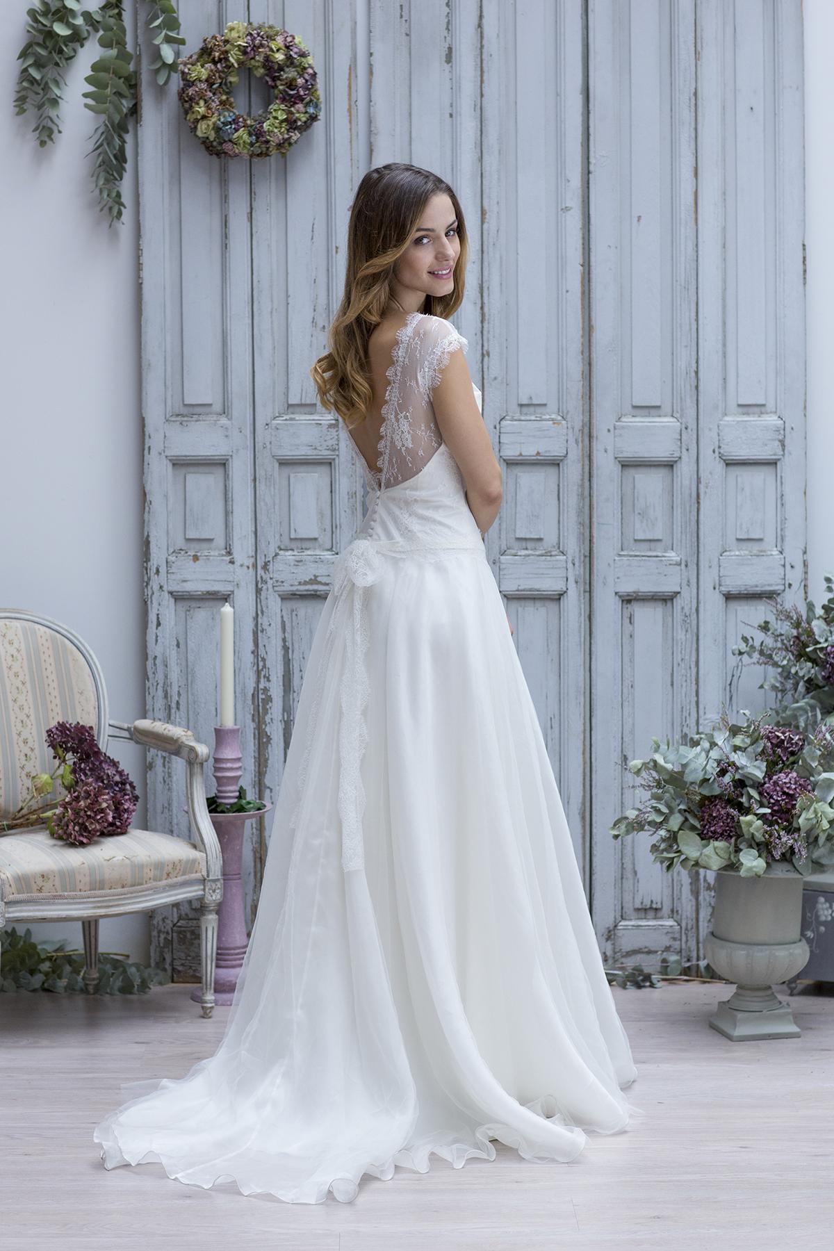 Top Robe de Mariée : Marie Laporte 2014 LJ35
