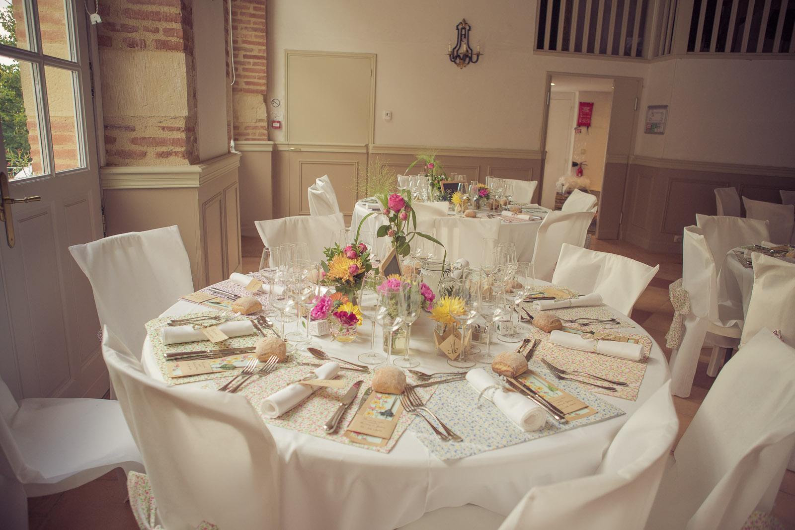 decoration salle mariage liberty