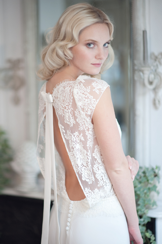 Robe de Mariée : Fabienne Alagama 2014