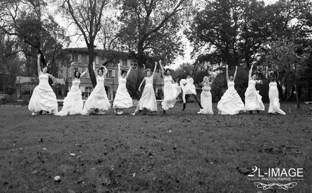 Bridal Session Toulousaine