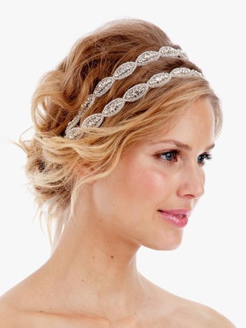Coiffure Headband Invite Mariage Cheveux Naturels