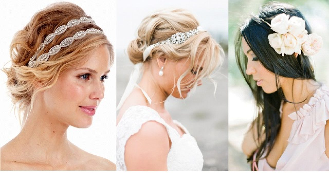 Coiffure De Mariée Le Headband La Mariée En Colère Blog