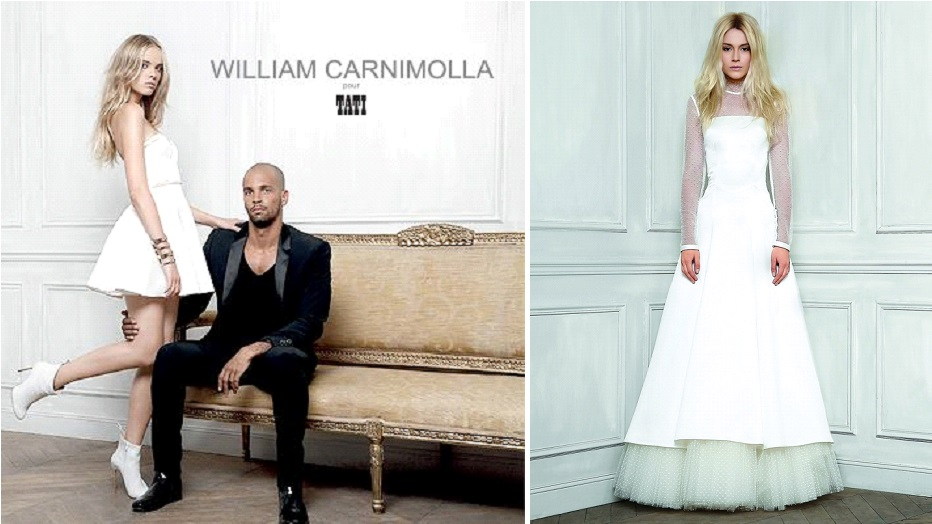 william carnimolla tati mariage
