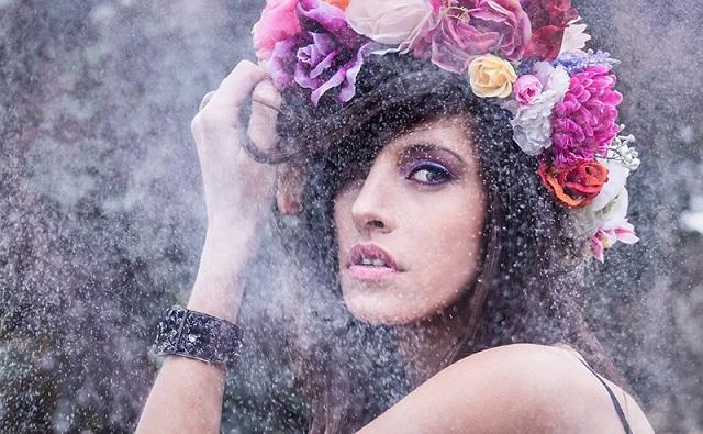 Coiffure de mari e - Diy couronne de fleurs ...