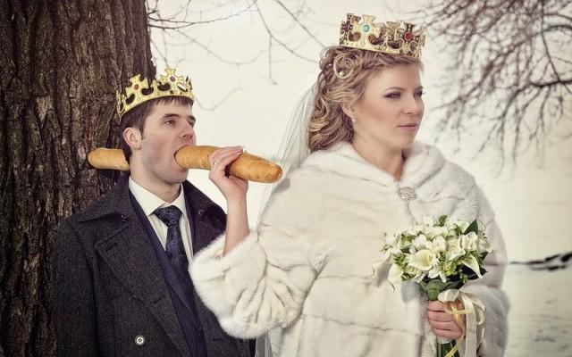 photos de mariage moches