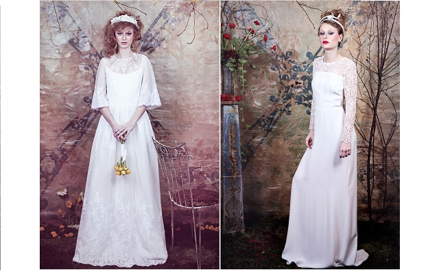 Robe de Mariée : Manon Pascual 2014