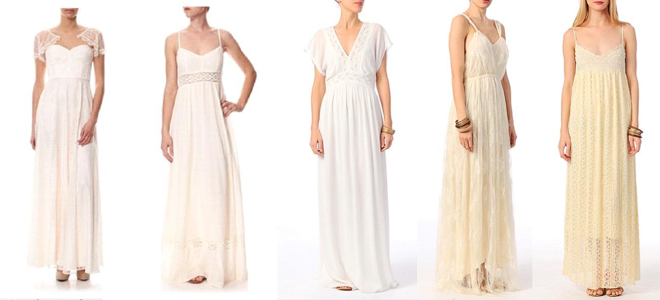 {Mode Mariée} 10 robes pour le lendemain du mariage