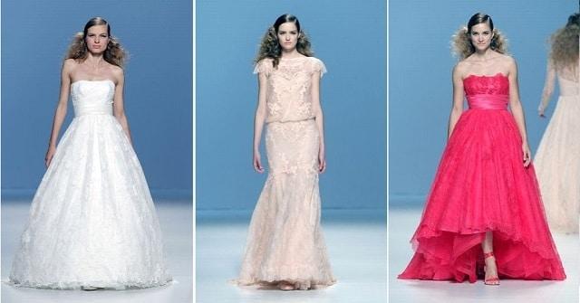 Robes de mariée : Cymbeline 2015 {Mode Mariage}