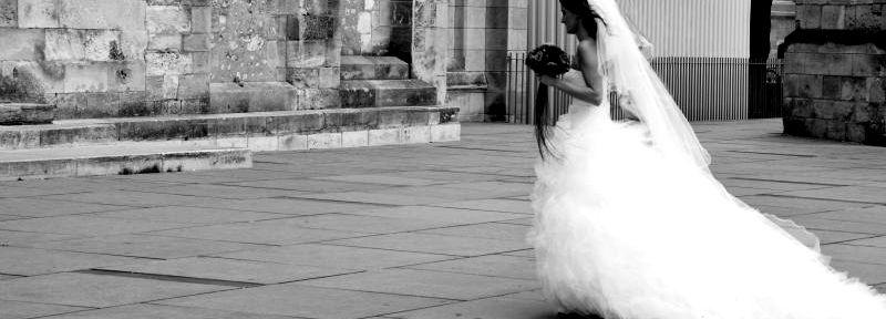 Témoignage : «J'aurais du faire appel à un personal shopper pour acheter ma robe de mariée»