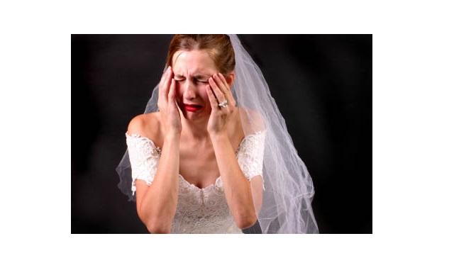 Les cauchemars les plus courants avant le mariage