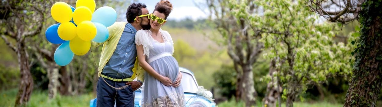 Shooting d'inspiration : décoration mariage en jaune et bleu